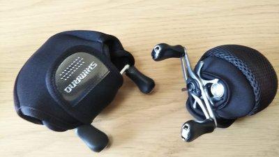 DSC 0312 400x225 シマノ(SHIMANO)リールガード(PC 030L)と中国産ベイトリールカバーを購入