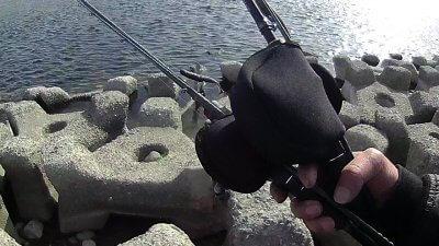 0316 01 400x225 【多摩川 バス釣り】ベイトフィネスでテキサスリグやったらまさかの大物|釣行記2021 3月 P.03