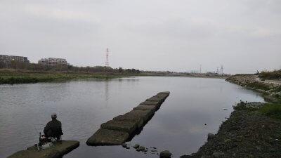 DSC 0322 400x225 【多摩川 バス釣り】こいのぼリグをやったポイントが消滅した|釣行記2021 3月 P.04