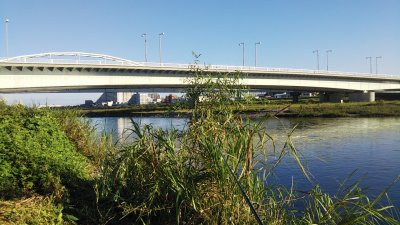 DSC 0473 400x225 【多摩川 バス釣り】シルバーウィークはやっぱり激混み|釣行記2021 9月 P.22