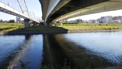 DSC 0475 400x225 【多摩川 バス釣り】シルバーウィークはやっぱり激混み|釣行記2021 9月 P.22