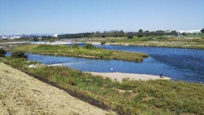 DSC 0476 400x225 【多摩川 バス釣り】シルバーウィークはやっぱり激混み|釣行記2021 9月 P.22
