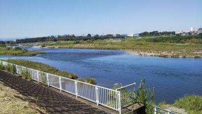 DSC 0478 400x225 【多摩川 バス釣り】シルバーウィークはやっぱり激混み|釣行記2021 9月 P.22