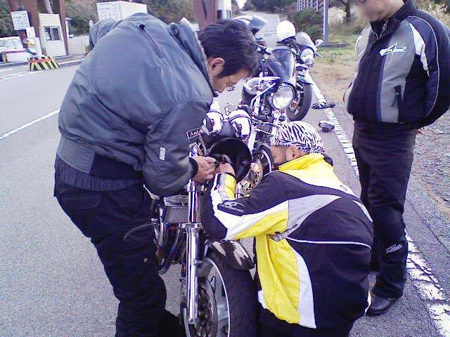 2007 11 19 05 伊豆全般のツーリング 昼食はとんかつ「和むら」