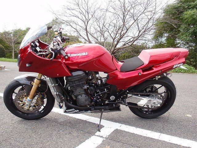 MIYACHI氏所有GPZ1100|ORENO-K|HCZ.JP ゼファー1100